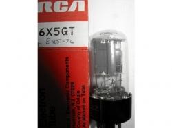 Tube / Röhre EZ35 6X5GT