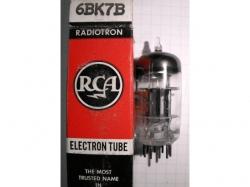 Tube / Röhre 6BK7B 5BK7B
