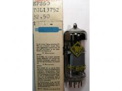Tube / Röhre EF860