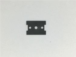 Hammond Metall-Endanschlags-Plättchen für Zugriegel für diverse Modelle