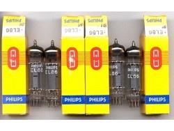 Tube / Röhre EL86 / 6CW5 PL84 / 15CW5 XL86 / 8CW5 LL86 / 10CW5