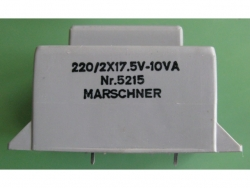 Power Print Trafo 10VA SME/Marschner (5215) **