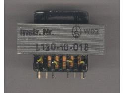 Power Trafo SME/West (120-10-18) Print Trafo 10VA