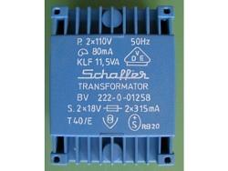 Power Print Trafo 11.5VA SME/Schaffer (BV-222-0-01258)**