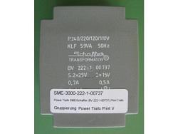 Power Trafo SME/Schaffer (BV 222-1-00737) Print Trafo**