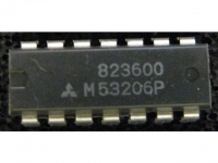 IC Music M53206P Panasonic