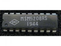 IC Music MSM5208RS OKI