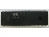 IC Music MB62H139 KORG