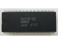 IC Music M6235-02 KORG / OKI