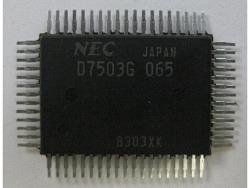 IC Music D7503G 065 KORG / NEC