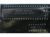IC Music M5L8049-587P Korg / Panasonic
