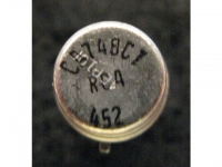 IC Analog [748] CA748CT RCA