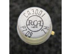 IC Analog CA3001 RCA