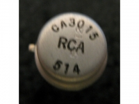 IC Analog CA3015 RCA