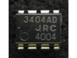 IC Analog [3404] JRC3404AD JRC