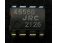 IC Analog [4556] JRC4556D JRC