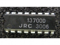 IC Analog [13700] JRC13700D JRC
