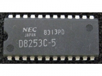 IC uP P [8085] D8253C-5 NEC