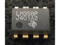 IC Analog [358] LM358P NS