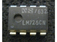 IC Analog [725] LM725CN NS