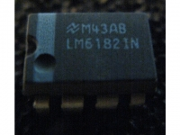 IC Analog LM6182IN NS