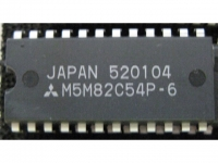 IC uP P [8085 CMOS] M5M82C54P-6 Mitsubishi