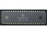 IC uP MPU [6809] MC68B09P Motorola