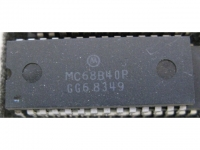 IC uP P [6800] MC68B40P