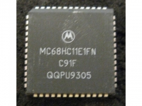 IC uP MCU [68HC11] MC68HC11E1FN Motorola