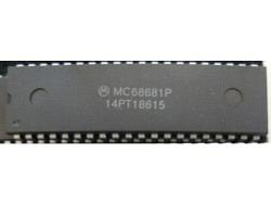 IC uP P [68000] MC68681P