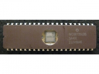 IC uP MCU [6805] MC68705U3L Motorola (used)