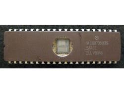 IC uP MCU [6805] MC68705U3L Motorola (used)
