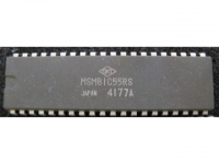 IC uP P [8085 CMOS] MSM81C55RS OKI