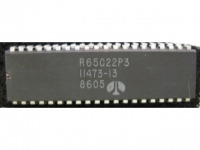 IC uP P [6500 CMOS] R65C22P3 Rockwell