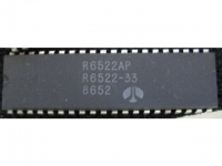 IC uP P [6500] R6522AP Rockwell