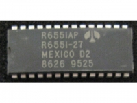 IC uP P [6500] R6551AP Rockwell