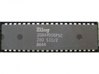 IC uP P [Z80] Z0844206PSC Z80 SIO/2 Zilog