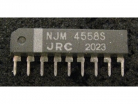 IC Analog [4558] NJM4558S JRC