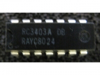 IC Analog [3403] RC3403P TI
