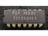 IC Analog [760] uA760DC Fairchild