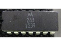 IC Music [50243] 075-000243 Hammond / Motorola