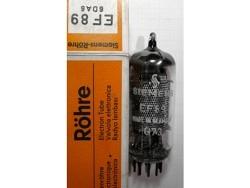 Tube / Röhre EF89/6DA6 UF89/12DA6