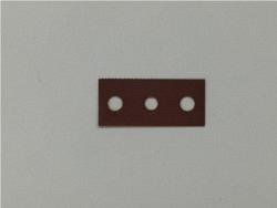 Hammond Zugriegel Isolations-Plättchen  L M Serie