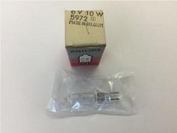 Halogen lamp / Halogenlampe G4 6V 1.67A 10W Typ: 5972