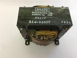 Power Trafo Shape Magnetronics Inc. (W4477)