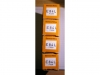 Tube / Röhre E84L / 7320 / 7189 E84L/7320/7189  (Quartet) (4 Tubes) Siemens (SMA) Supermatch