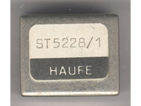 Audio Output Trafo mit Mu-Metallschir..