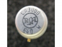 IC Analog CA3000 RCA