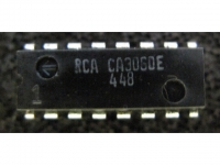 IC Analog CA3060E RCA