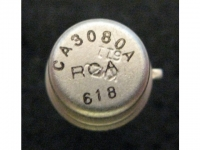 IC Analog CA3080A RCA